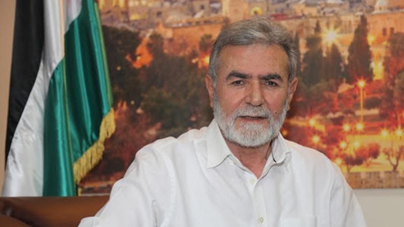 Ziyad Ennehale: 'Filistinli 6 Mücahit Siyonist Rejimin Tüm Güvenlik Önlemlerini Yerle Bir Etti'